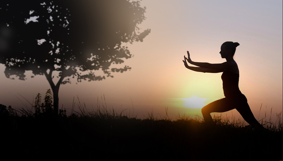 Moving Meditation: Qigong • Perfectly Here