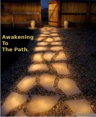 awakening to the path
