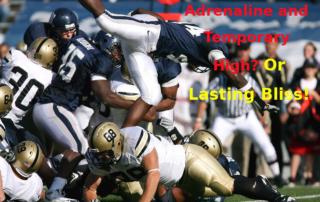 Football Mindfulness Adrenaline
