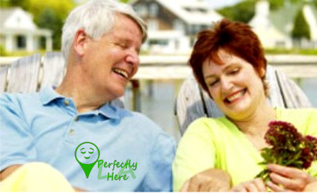 Happy Couple with PH logo