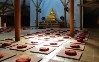 Amaravati Meditation Hall